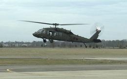 """Mỹ thử nghiệm """"Diều hâu đen"""" Black Hawk UH-60 phiên bản mới"""