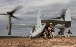 Máy bay Osprey lộ điểm yếu khi SEAL phá hủy thoát thân