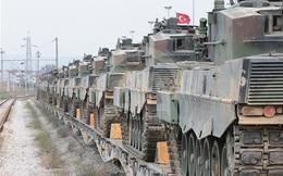 Thổ Nhĩ Kỳ nâng cấp quy mô lớn lực lượng xe tăng