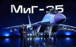 Nga quảng bá tiêm kích MiG-35 quá lố