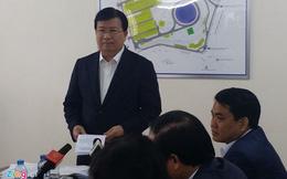 Phó thủ tướng kiểm tra tiến độ 2 tuyến đường sắt đô thị
