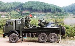Làm chủ công nghệ bảo đảm kỹ thuật xe ô tô quân sự