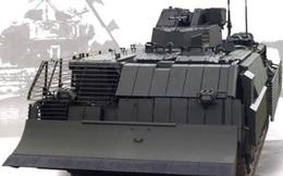 Xe bọc thép cứu kéo T-16 Armata lộ thiết kế khủng