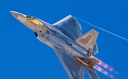 """""""Thú săn mồi"""" F-22 sẽ có lớp phủ tàng hình mới"""