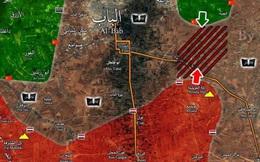 Al-Bab bị phong tỏa: Quân đội Syria ra đòn kết liễu