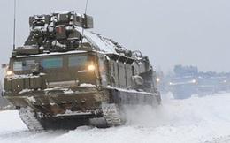 Lực lượng phòng không Nga báo động sẵn sàng chiến đấu