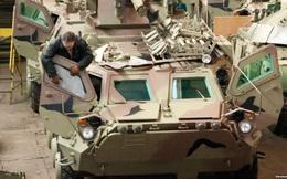 Tập đoàn Ukraine mua động cơ của Nga dùng cho xe bọc thép