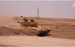 Cách IS sử dụng xe tăng trên chiến trường Trung Đông