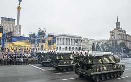 Ukraine sắp tập trận đạn thật với tên lửa Buk sát Crimea