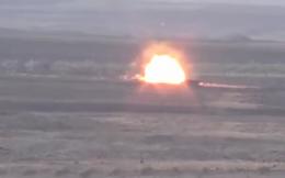 Quân đội Syria đặt bom diệt xe phiến quân trên vùng nông thôn Daraa