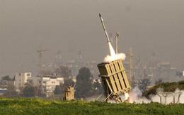 Israel: Iron Dome chặn thành công tên lửa bắn từ Sinai