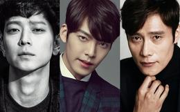 """Phấn khích với màn đối đầu của bộ 3 mỹ nam """"cực phẩm"""" nhất màn ảnh xứ Hàn"""