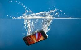 Smartphone nào giúp bạn làm việc được cả trong bồn tắm trong thời kỳ bận rộn?