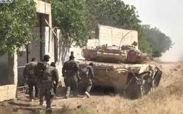Syria phản công thần tốc, lật ngược tình thế Daraa