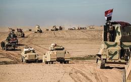 Đặc nhiệm Iraq đối mặt 1.800 lính IS, 200 kẻ đánh bom tự sát ở Mosul