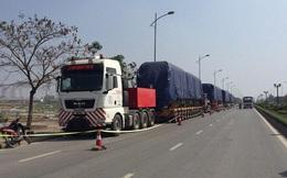 Bộ trưởng Giao thông thị sát đoàn tàu tuyến đường sắt trên cao mua từ Trung Quốc