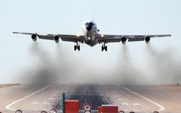 Nhiệm vụ bí ẩn của máy bay WC-135 Mỹ đưa đến Anh