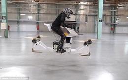 Clip: Ra mắt xe bay đầu tiên trên thế giới