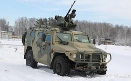 Nga xem xét khả năng trang bị súng máy điều khiển từ xa cho xe bọc thép