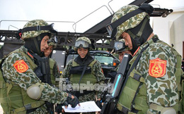 Cận cảnh đặc công Việt Nam đọ tài với đặc nhiệm các nước