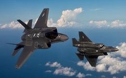 Mỹ lần đầu tiên triển khai F-35 tới châu Âu