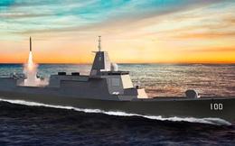 Vì sao chuyên gia TQ thấy khó so sánh Type 055 với siêu hạm Zumwalt của Mỹ?