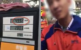 Clip: Người đàn ông gây ầm ĩ tại cây xăng vì bị đổ thiếu... 80 đồng