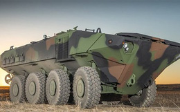 Thủy quân lục chiến Mỹ tiếp nhận nguyên mẫu xe bọc thép lội nước mới