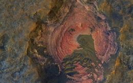 Những hình ảnh tuyệt đẹp chỉ có trên Sao Hỏa