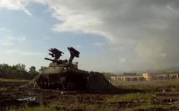 Nga công khai mục đích đưa robot chiến đấu đến Syria