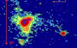 Vệt khí bí ẩn khổng lồ đang phát triển trong vũ trụ