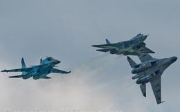 """""""MiG"""" đối đầu """"Su"""": Cuộc chiến khốc liệt của các tiêm kích thế hệ 5?"""
