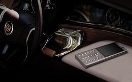 Điện thoại 'cục gạch' cực sang có giá gần 10.000 USD