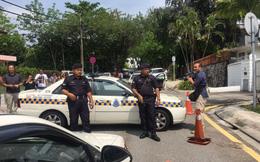 Cảnh sát Malaysia phong tỏa đại sứ quán Triều Tiên ở Kuala Lumpur