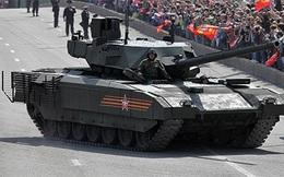Tướng Mỹ đánh giá về sự vượt trội của xe tăng Nga T-14 Armata