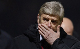Bom đã nổ, đế chế suy tàn Wenger kết thúc được chưa?