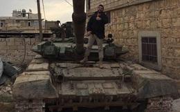 Syria: Xe tăng T-55, T-62, T-72 và T-90 trong khói lửa của những trận chiến khốc liệt