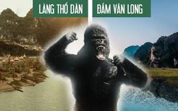 """Cận cảnh vẻ đẹp ngoài đời thực của """"làng thổ dân Iwi"""" tại Việt Nam trong Kong: Đảo đầu lâu"""