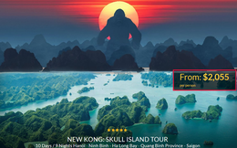 """Chỉ sau 1 ngày công chiếu, các tour du lịch """"ăn theo"""" phim Kong: Đảo đầu lâu đã xuất hiện"""