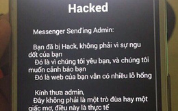 Tin tặc tiếp tục tấn công nhiều website sân bay