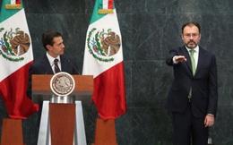 Ngoại trưởng Mexico tới Nhà Trắng họp với con rể Trump, Bộ Ngoại giao Mỹ không hề hay biết