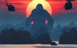 """Việt Nam là """"nhân vật"""" chính trong bom tấn Kong: Đảo đầu lâu"""