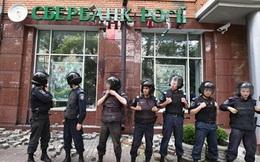 Trừng phạt ngân hàng Nga: Đòn đánh đầy rủi ro của Ukraine