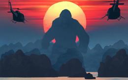 """Đề xuất dựng mô hình 3D phim """"Kong: Skull Island"""" ở phố đi bộ hồ Hoàn Kiếm"""