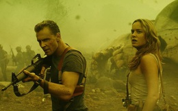 """""""Kong: Đảo đầu lâu"""" càn quét phòng vé, phá kỷ lục phim Fast & Furious tại Việt Nam"""