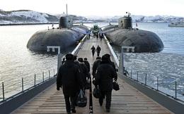 Hải quân Nga trang bị thiết bị thoát hiểm mới cho các đội tàu ngầm