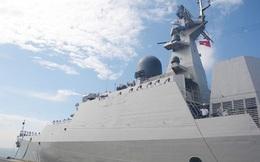 Tàu Hải quân Việt Nam lần đầu tham dự LIMA