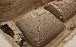 Phát hiện ngôi mộ hình kim tự tháp bí ẩn ở Trung Quốc