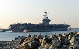 """Triều Tiên dọa sẽ """"thẳng tay đáp trả"""" tàu sân bay USS Carl Vinson của Mỹ"""