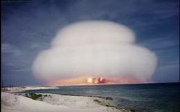 Hé lộ đoạn ghi hình Mỹ thử bom hạt nhân tuyệt mật